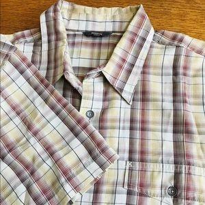 Royal Robbins Shirt Men's Size L